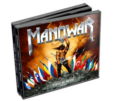 CONCURS: Castiga cel mai nou album MANOWAR  'Kings Of Metal MMXIV' Silver Edition!