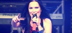 Tarja a lansat un nou clip live - Neverlight (video)