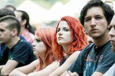 Poze cu publicul din prima zi de Rockstadt