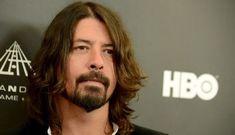 Viata si moarte in familia solistului Foo Fighters
