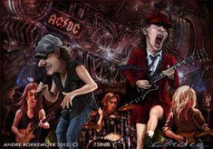 AC/DC: Vom porni intr-un nou turneu