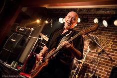Poze cu Nazareth si Aura la Hard Rock Cafe