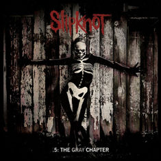 Slipknot dezvaluie noul album - .5: The Gray Chapter
