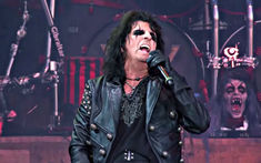 Alice Cooper: Live from Wacken DVD, in octombrie