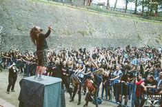 Poze din cadrul Festivalului Bucovina Rock Castle