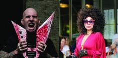 Anthrax doreste o colaborare cu Lady Gaga (video)