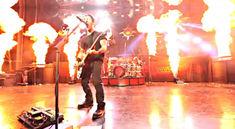 Godsmack a anulat un concert din cadrul Uproar Fest 2014
