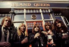 Iron Maiden se re-editeaza pe vinyl