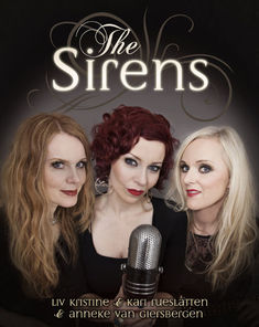 Fostele voci The 3rd And The Mortal, The Gathering si Theatre Of Tragedy pleaca in turneu cu The Sirens
