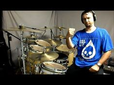 Josh Steffen: drumcover The Negative One - Slipknot (video)