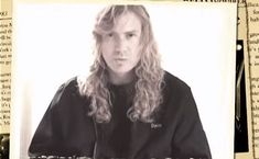 Megadeth, inapoi in timp cu Back In The Day (video)