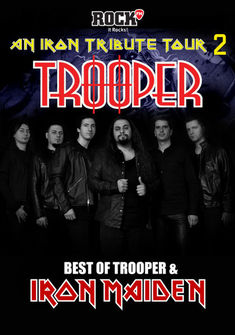 TROOPER anunta turneul national AN IRON TRIBUTE 2