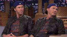 Chad Smith si Will Ferrell, din nou pe aceeasi scena (video)