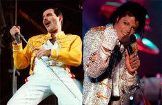 Duetul Freddie & Michael Jackson, pe Queen Forever