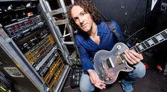 Chitaristul Def Leppard, la a doua lupta cu cancerul