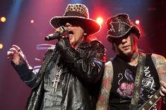 Guns N Roses, in 2015: Turnee si poate chiar un nou album