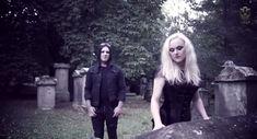 Sirena Liv Kristine a realizat un videoclip alaturi de Michelle Darkness: Love decay