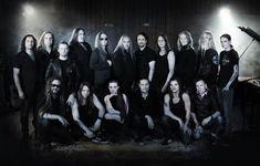 Heavy Christmas, cu componenti Nightwish, Sonata Arctica si Amaranthe
