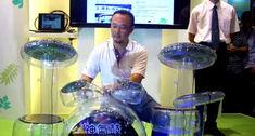 Chinezii au inventat tobele... gonflabile