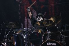 De Halloween, Vinnie Paul se transforma in... King Diamond
