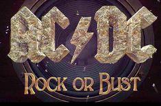 Asculta piesa care da titlul noului disc AC/DC : ROCK OR BUST (audio)