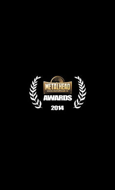 Finalistele METALHEAD Awards 2014-2015