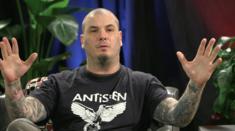 Phil Anselmo - Artistului Anului in Louisiana