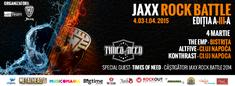 Start la Jaxx Rock Battle pentru marele premiu de 1000 de Euro