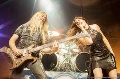 Marco Hietala vorbeste despre Floor Jansen si implicarea ei in formatie