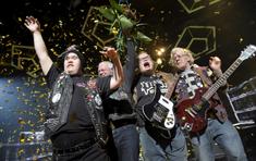 O trupa de punk formata din muzicieni cu dizabilitati va reprezenta Finlanda la Eurovision