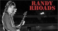 Albumul tribut 'Immortal Randy Rhoads - The Ultimate Tribute' este in intregime la streaming