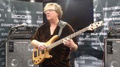 La o vorba cu o legenda a bassului - Stu Hamm (interviu)