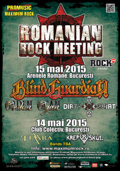 Poze de la Romanian Rock Meeting din Colectiv