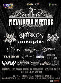 Inca cinci confirmari la METALHEAD Meeting 2015
