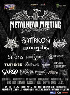METALHEAD Meeting 2015: Presale pana pe 4 mai !