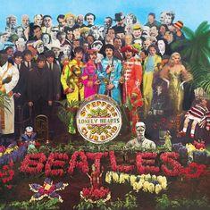 Sgt Pepper, sau cum sa construiesti albumul unei generatii
