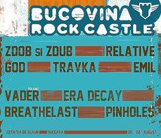 Jan Akkerman si Dubioza Kolektiv la Bucovina Rock Castle 2015!