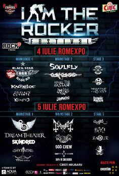 Festivalul I AM THE ROCKER se reconfigureaza