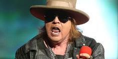 Mick Wall, cel care a inspirat piesa 'Get in the ring' il provoaca pe Axl Rose