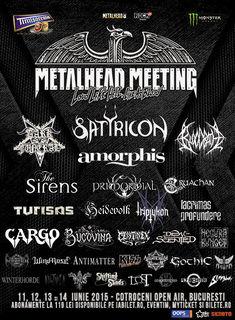 Inca 14 trupe confirmate pe a doua scena a festivalului Metalhead Meeting