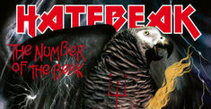Hatebeak, formatia de Death Metal cu un papagal pe post de vocal, se intoarce - audio