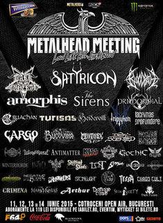 Metalhead Meeting: Bilete de o zi si Golden Circle Sold Out!