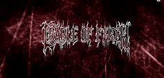 Cradle of Filth au lansat un single de pe viitorul album - lyric video