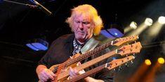 Chris Squire, basistul YES, a murit la 67 de ani