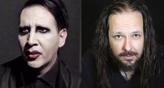 Marilyn Manson colaboreaza cu Jonathan Davis de la Korn pentru un proiect acustic