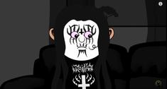Cum sa devii 'Black Metal' - clip animat