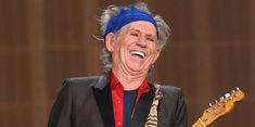 Are peste 70 de ani, dar Keith Richards nu s-a lasat de droguri
