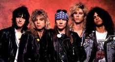 Zvonurile despre reuniunea Guns n' Roses capata un caracter semi-oficial
