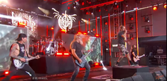 Lamb of God a cantat la Jimmy Kimmel Live