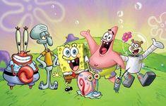 SpongeBob SquarePants devine musical, cu muzica compusa de artisti rock celebri